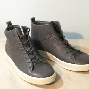 Danish Design by ecco Gray Genuine Leather size 37